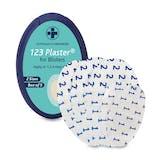 1, 2 , 3 Blister Plasters