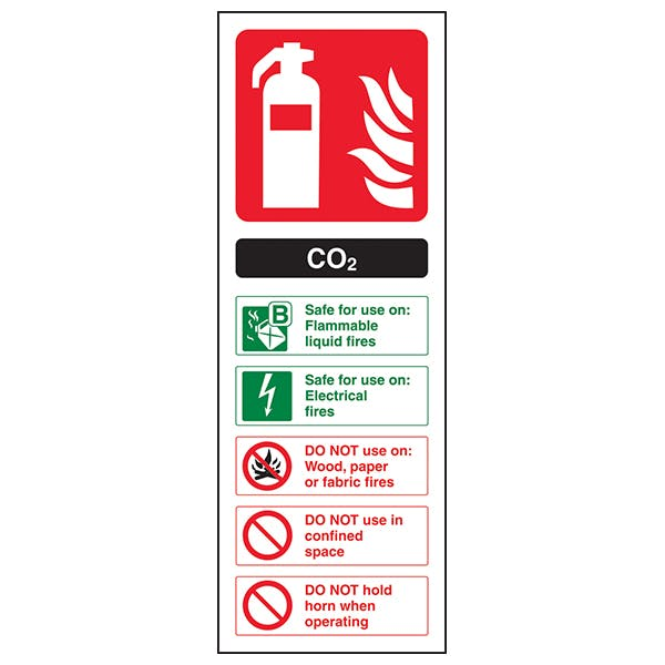 CO₂ Fire Extinguisher