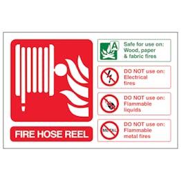 Fire Hose Reel - Landscape