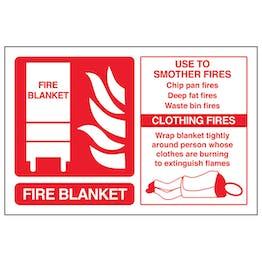 Fire Blanket - Landscape