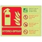 GITD Hydro-Spray ID - Landscape
