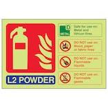 GITD L2 Powder ID - Landscape
