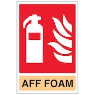 General AFF Foam Fire Extinguisher