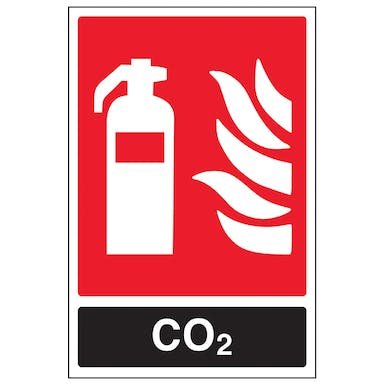 General CO2 Fire Extinguisher