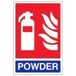 General Powder Fire Extinguisher