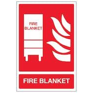 General Fire Blanket Fire Extinguisher
