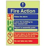 GITD Fire Action - Do Not Return/Do Not Take Risks