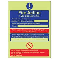 GITD Fire Action - Immediately Raise Alarm