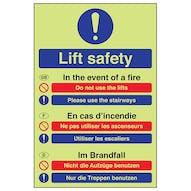 GITD Fire Action - Lift Safety