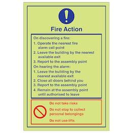 GITD Fire Action - Basic Design