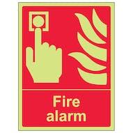GITD Fire Alarm - Portrait