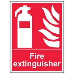 Eco-Friendly Fire Extinguisher - Portrait