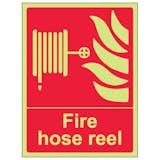 GITD Fire Hose Reel - Portrait