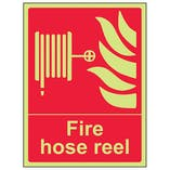 GITD Fire Hose Reel - Portrait
