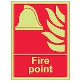 GITD Fire Point - Portrait