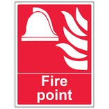 Fire Point - Polycarbonate