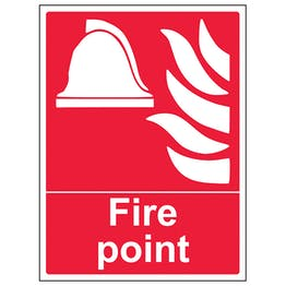Fire Point - Portrait