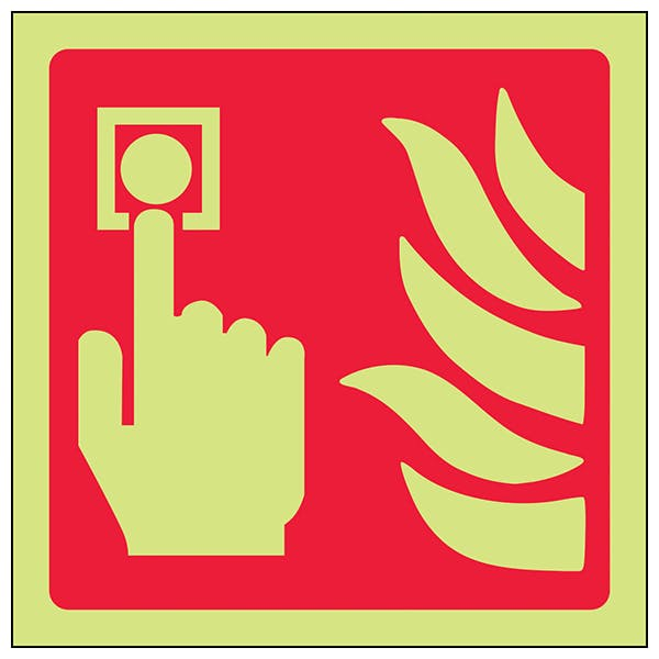 GITD Call Point Symbol