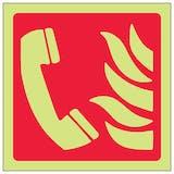 GITD Fire Phone Symbol