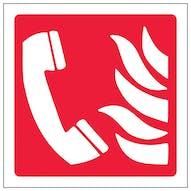 Fire Phone Symbol