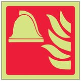 GITD Fire Point Symbol