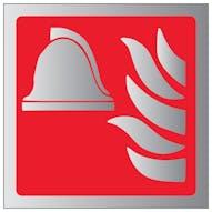 Aluminium Effect - Fire Point Symbol