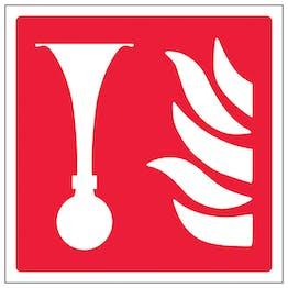 Fire Horn Symbol