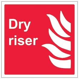 Dry Riser - Square