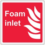 Foam Inlet - Square