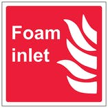 Foam Inlet - Square