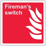Firemans Switch - Square