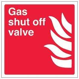 Eco-Friendly Gas Shut Off Valve