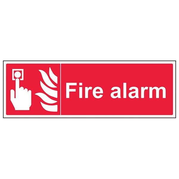 Fire Alarm - Landscape