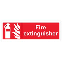 Fire Extinguisher - Landscape