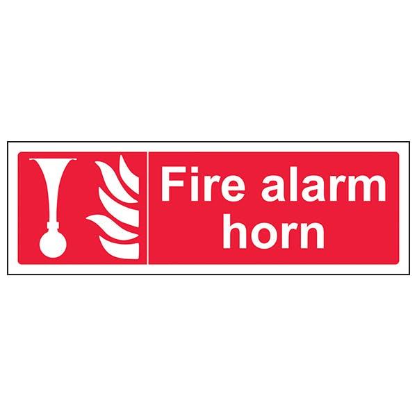Fire Alarm Horn - Landscape