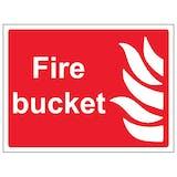 Fire Bucket - Landscape