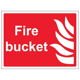 Fire Bucket - Landscape