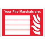Eco-Friendly Your Fire Marshals Are: