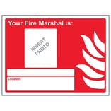 Your Fire Marshal Is: - Landscape