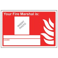 Your Fire Marshal Is: