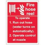 Fire Hose Reel - Automatic