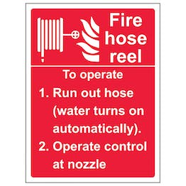 Fire Hose Reel - Automatic