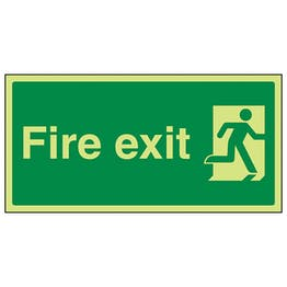 GITD Final Fire Exit, Man Right