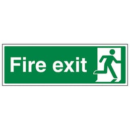 Final Fire Exit Man Right