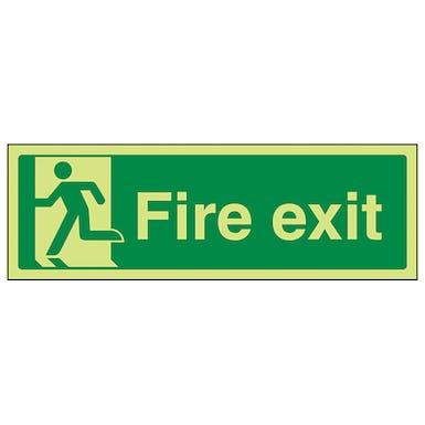 GITD Final Fire Exit, Man Left