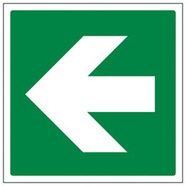 Green Straight Arrow