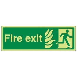 GITD NHS Fire Exit, Man Right