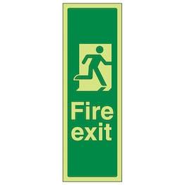 GITD Portrait Fire Exit Man Right