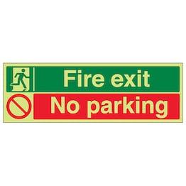 GITD Fire Exit / No Parking