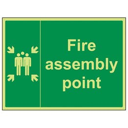 GITD Fire Assembly Point - Large Landscape